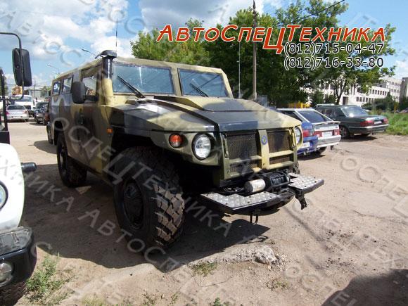 автомобиль ГАЗ-2975 тигр